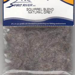 Antron et Écureuil Natural Grey