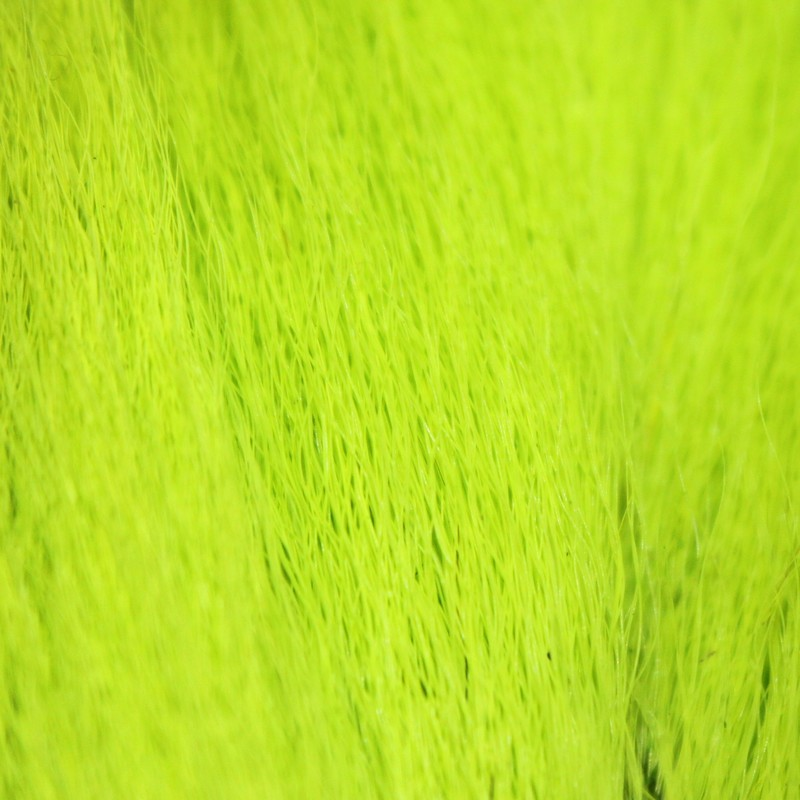 Bucktail Veniard Chartreuse