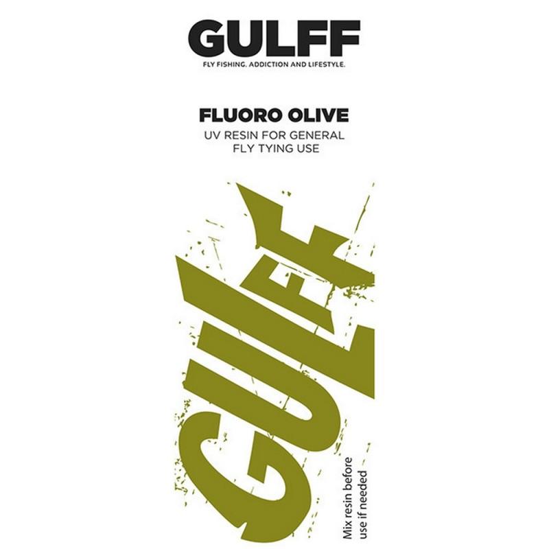 Résine gulff Fluoro Olive