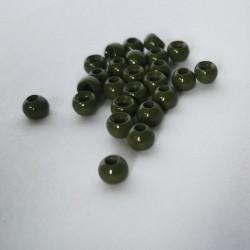 Billes tungstène Olive Foncé