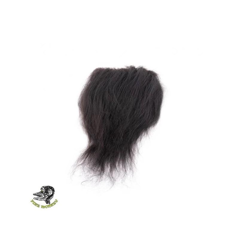 Streamer Hair Pike Monkey Noire