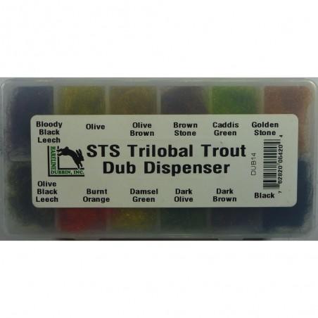 Dubbing STS Trilobal Trout
