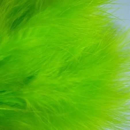 Marabou Select chartreuse