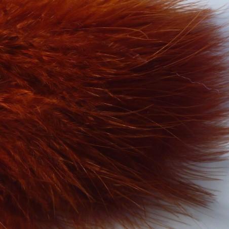 Marabou Select rusty brown