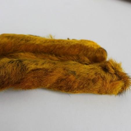Pattes de lièvre yellow