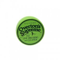 Overton's Supreme Fly Line Dressing and  Cleaner