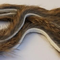Bandelettes de lapin Hareline Grizzly