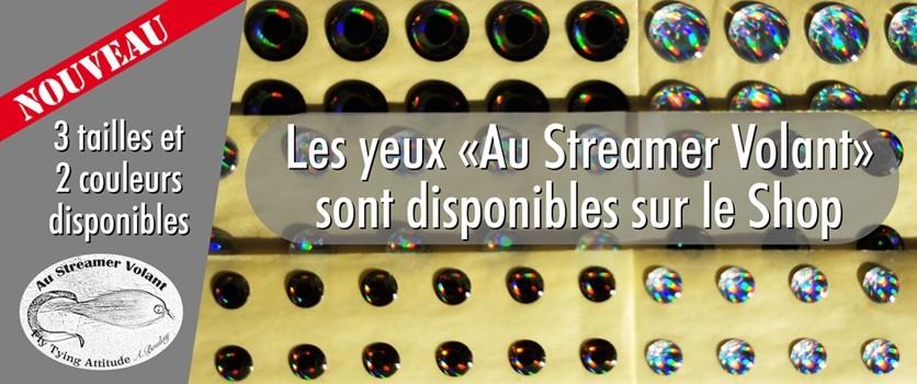 Yeux Au Streamer Volant