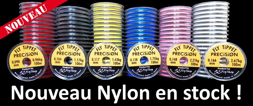 FLY TiPPET PRECiSiON