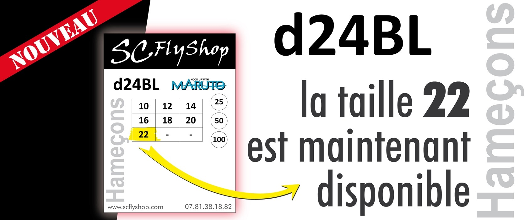 d24BL taille 22